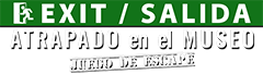 EXIT/SALIDA –  Atrapado en el Museo – Juego de Escape Zaragoza